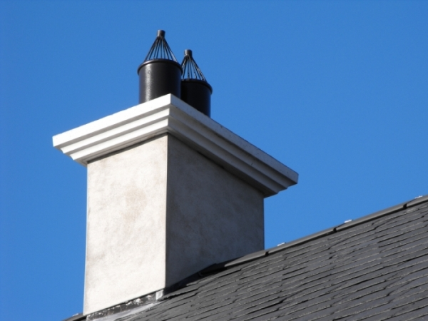 Concrete Chimney Caps Precast Concrete Derry